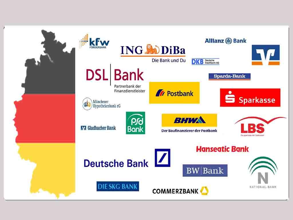 أسماء البنوك في ألمانيا وفتح حساب بنكي في المانيا